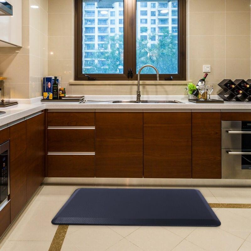 "20"" x 36"" anti fatigue floor mat foam gel kitchen rug"