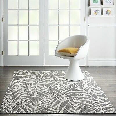 grey area rug 8x10