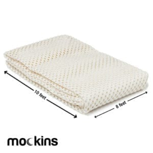 8x10 rug pad