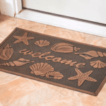 custom front door mat