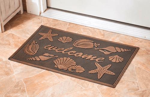 custom front door mat