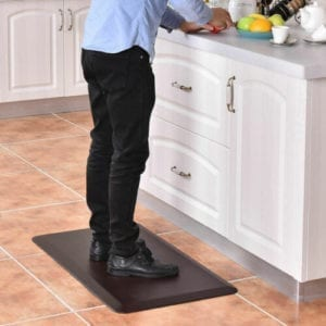 kitchen sink floor mat